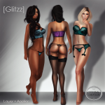 SOLARIS Apply Me! JULY ([Glitzz]) Feline AD