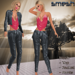 SOLARIS SNEAK PEEK AUGUST (!!smesh) ~ Stormy Outfit