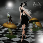 SOLARIS -Sneak Peek- AUGUST (Virtual Diva Couture) Mirrors