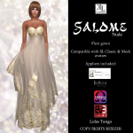 KL Couture ApplyMe September '15-Salome nude